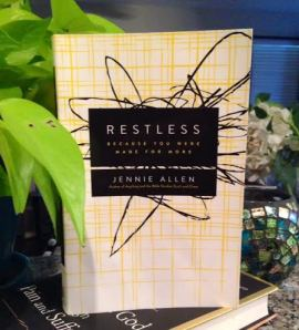 PIC restless book
