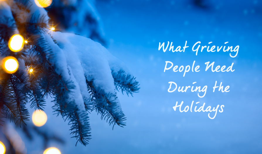 Grieving during the holidays