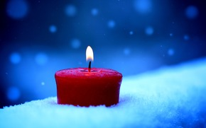 imgblog candle in snow